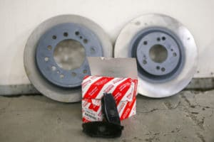 Brake Pads | Pad Replacement